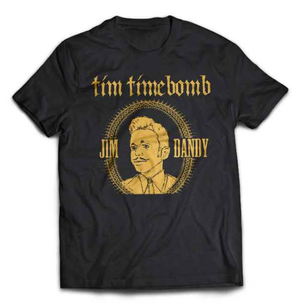 футболка Tim Timebomb