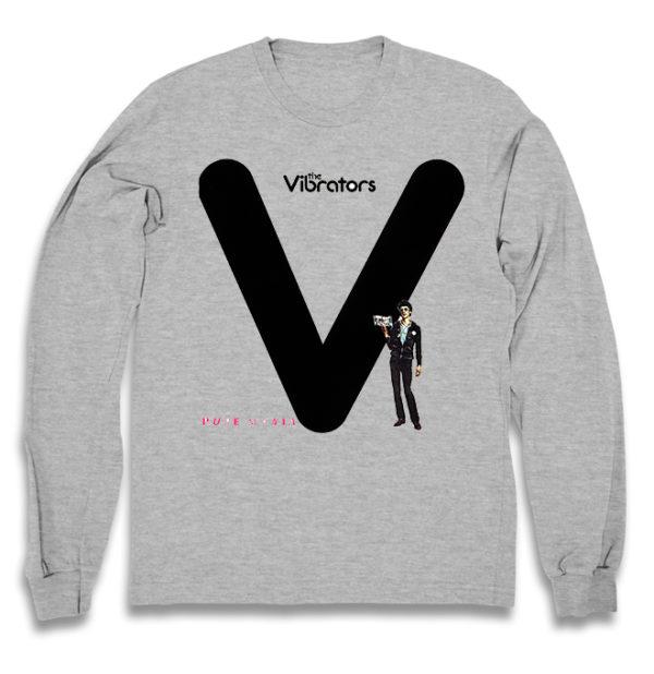 свитшот Vibrators