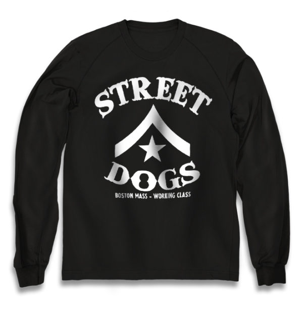 свитшот Street dogs