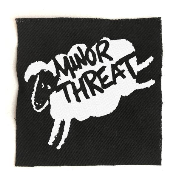 нашивка Minor Threat