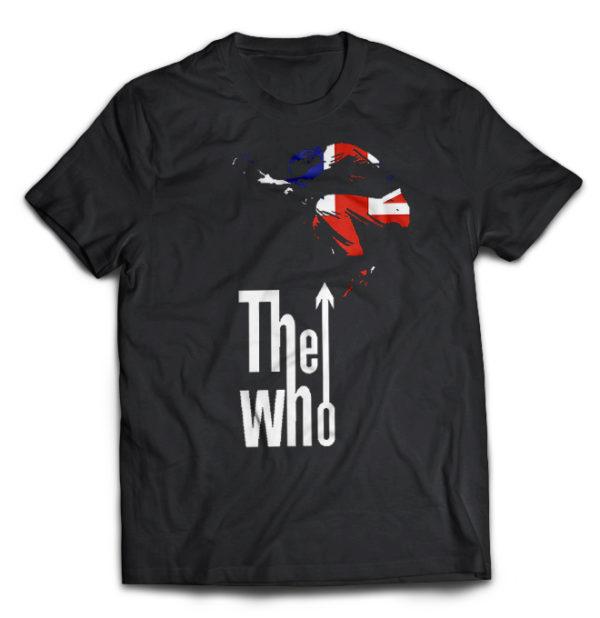 футболка The_Who