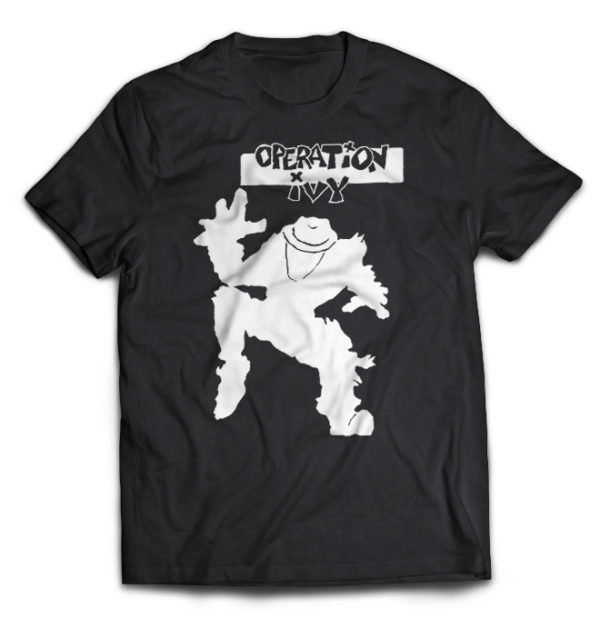 футболка Operation Ivy