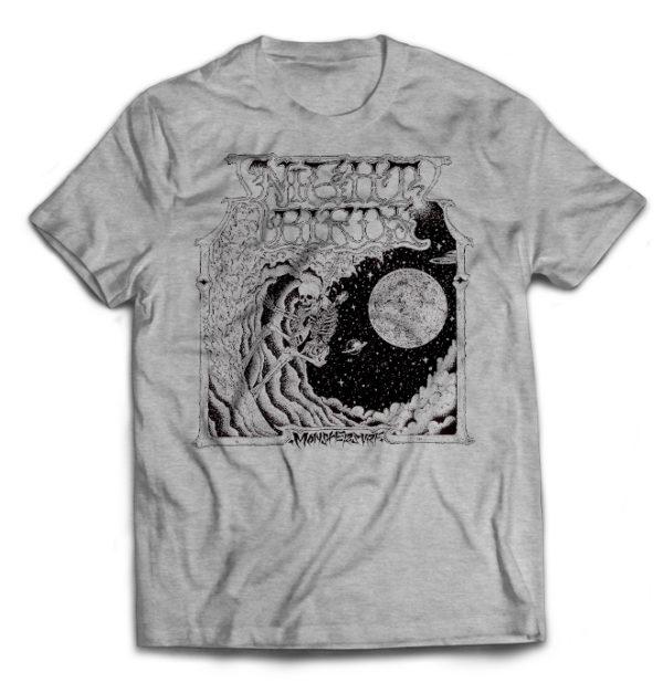 футболка серая Night Birds