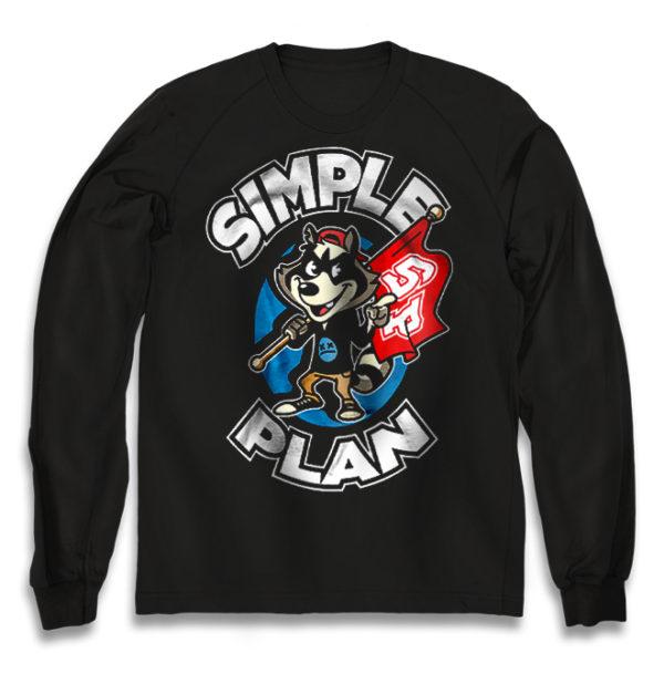 свитшот Simple Plan