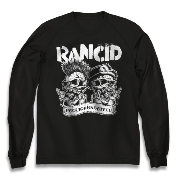 свитшот Rancid