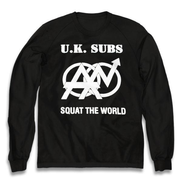 свитшот UK Subs
