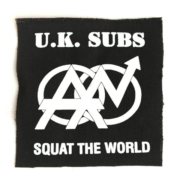 нашивка UK Subs