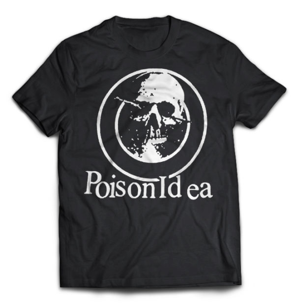 футболка Poison Idea