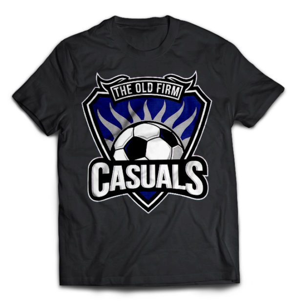 футболка Old Firm Casuals