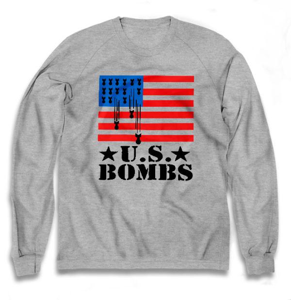 свитшот U.S. Bombs