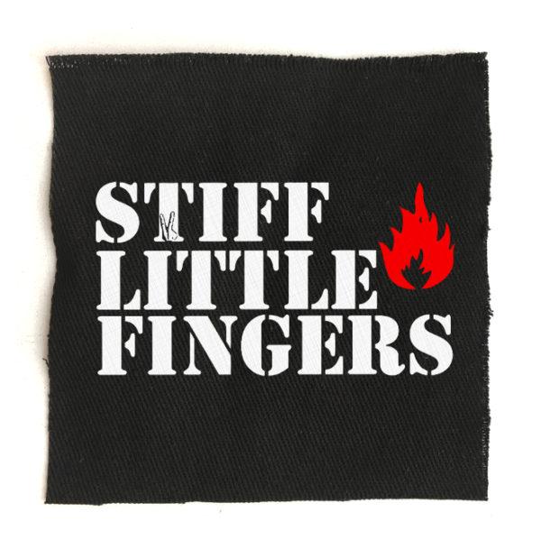 нашивка Stiff_Little_Fingers