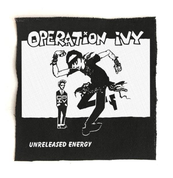 нашивка Operation Ivy