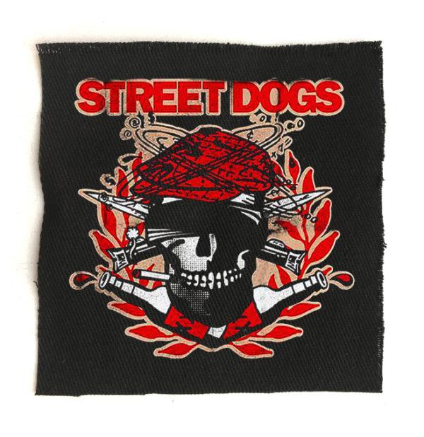 нашивка Street dogs