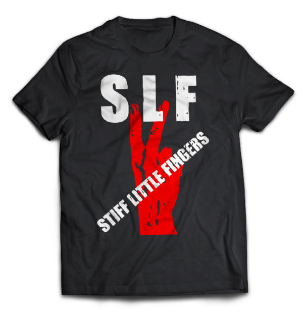 футболка Stiff_Little_Fingers