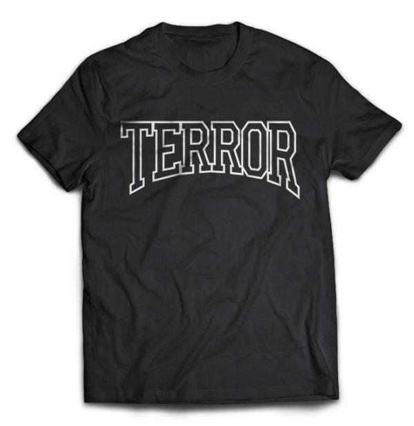 футболка Terror
