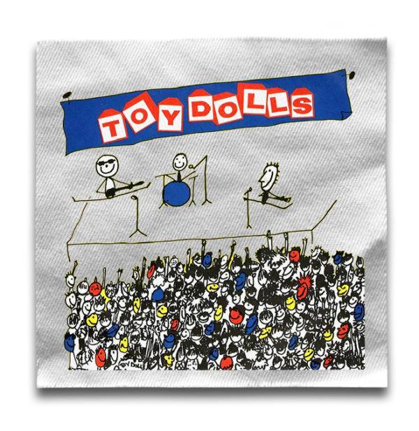 нашивка Toy Dolls