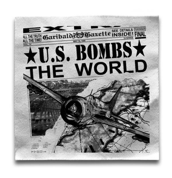 нашивка U.S. Bombs