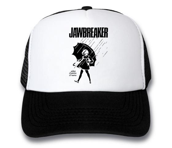 кепка Jawbreaker