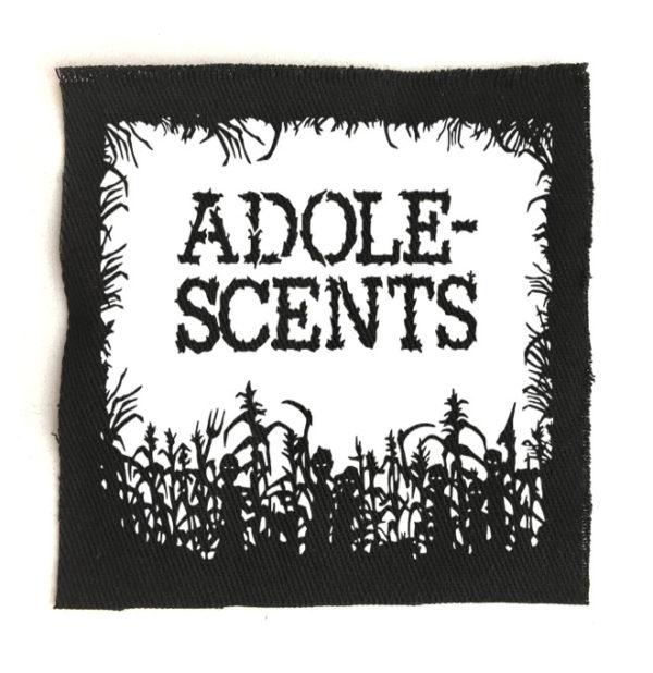 нашивка Adolescents