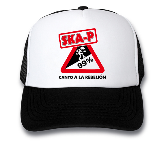 кепка Ska-P