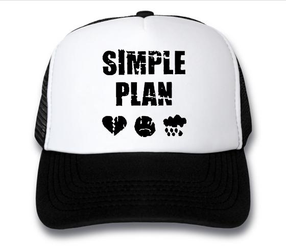 кепка Simple Plan