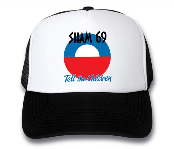 кепка Sham 69