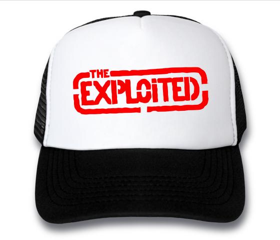 кепка Exploited
