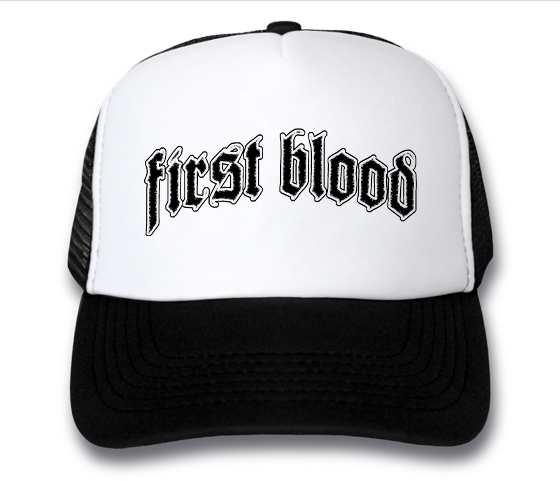 кепка First Blood
