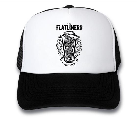 кепка Flatliners