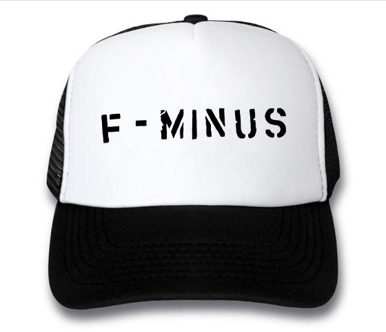кепка F-Minus