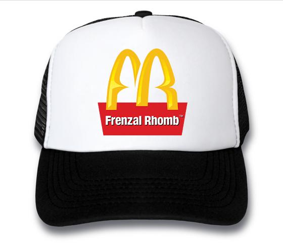 кепка Frenzal Rhomb
