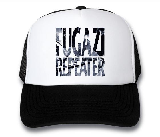 кепка Fugazi