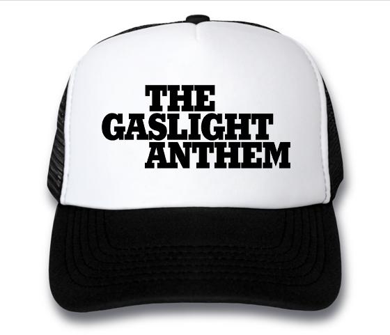 кепка Gaslight Anthem