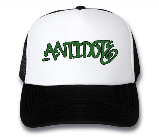 кепка Antidote