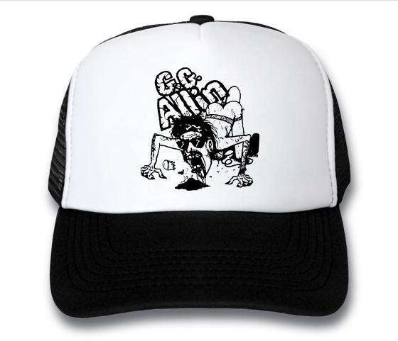 кепка GG Allin