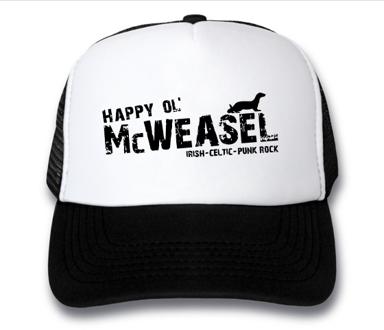 кепка Happy O'McWeasell