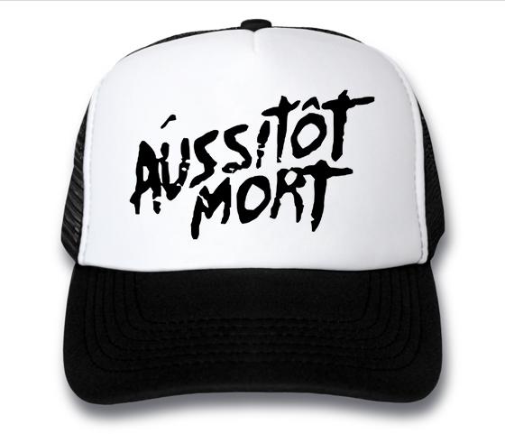 кепка Aussitiot Mort
