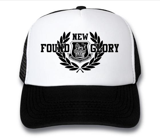 кепка New Found Glory