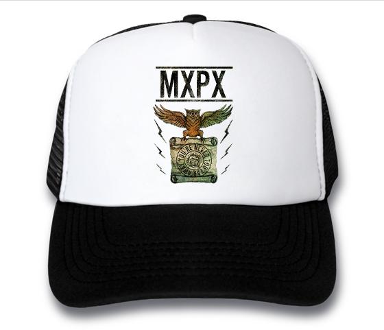 кепка MxPx