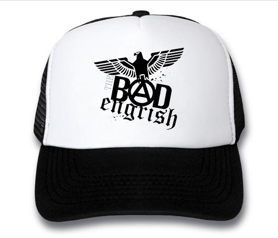 кепка Bad Engrish