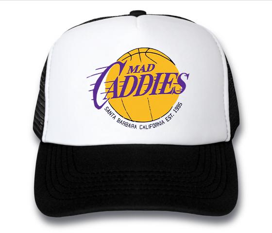 кепка Mad Caddies