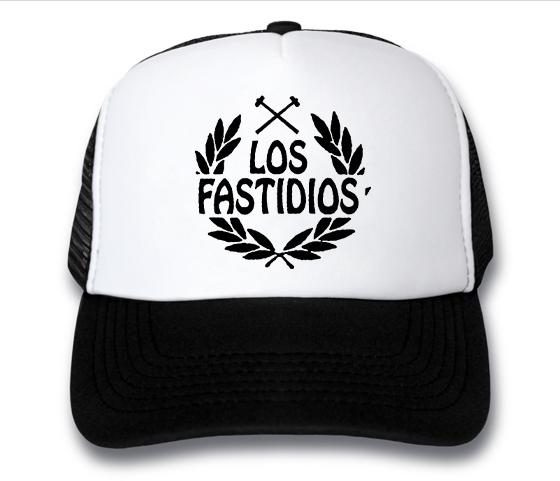 кепка Los Fastidios