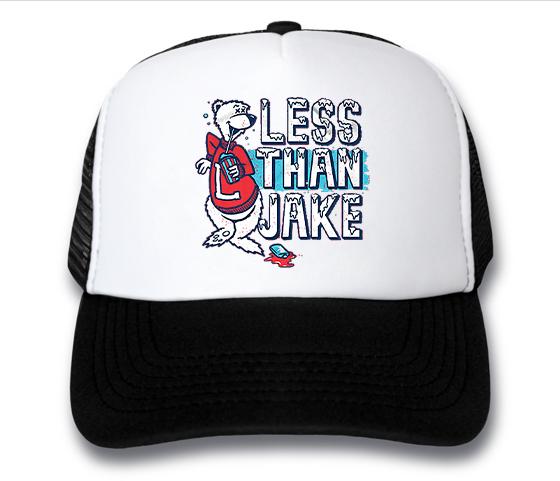кепка Les Than Jake