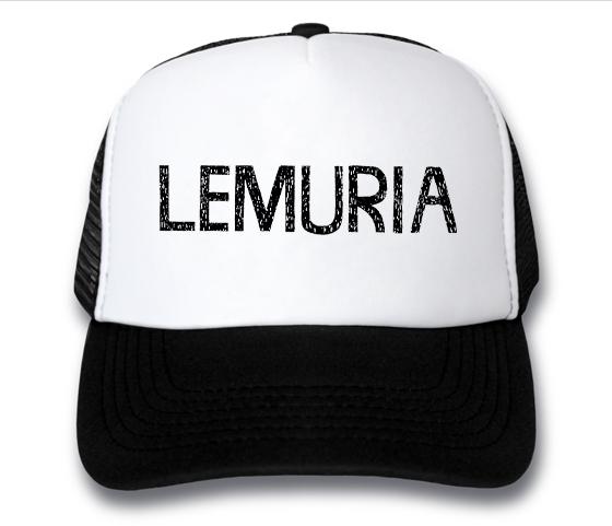 кепка Lemuria