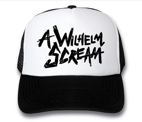 кепка A Whilhelm Scream