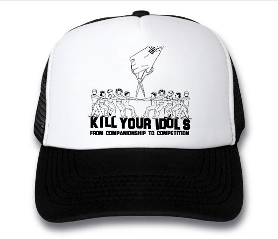 кепка Kill Your Idols