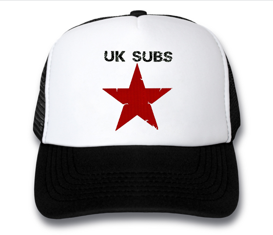 кепка UK SUBS