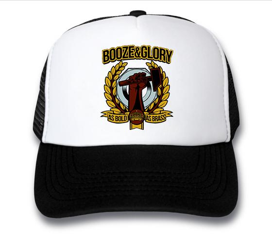 кепка Booze & Glory