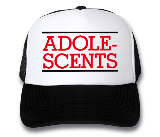 кепка Adolescents