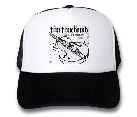 кепка Tim Timebomb